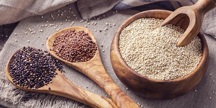 quinoa bol