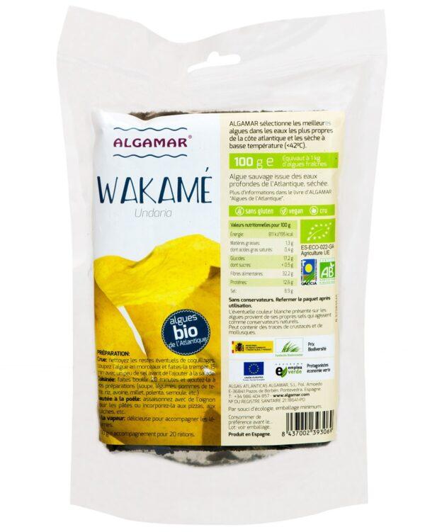 wakame bio
