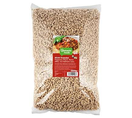 Proteine De Soja Texturee Hachee 1 5kg Vantastic Foods
