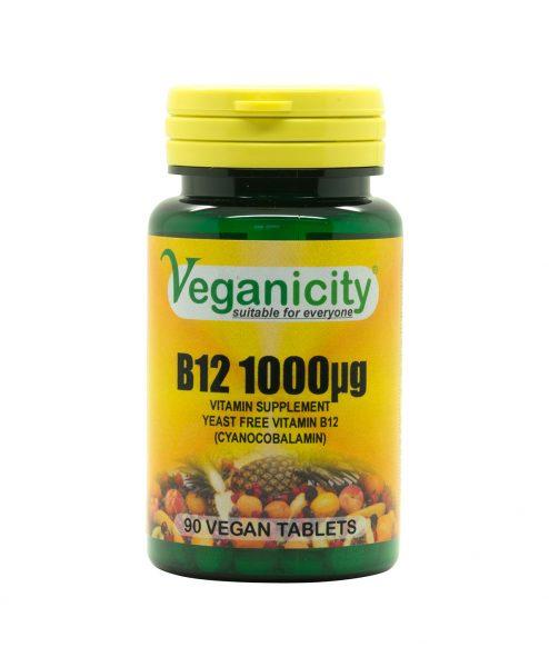 veganicity B12 1000ug