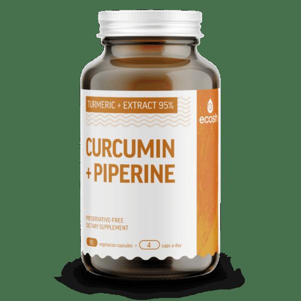 ecosh curcumine
